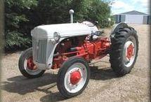 Tractors / by Bob Burmeister