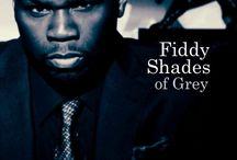 50 shades of Grey / by Crystal Macias