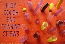 Playdough Play / by Coatesville Playcentre