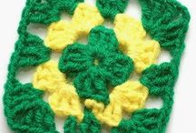Crochet and yarn / by Tonya Morton