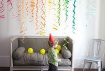 Party Ideas / by Tasha Key