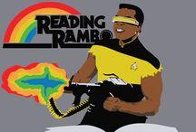 Geek o Rama / by Emily