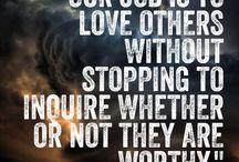 words words words / by Amber Cooper Jeffrey