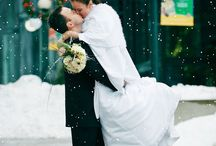 A Lovely Winter Wedding / by Lindsay Ann