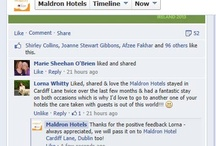 Quotes from the Experts / What our guests have said about our hotels  / by Maldron Hotels & Partner Hotels