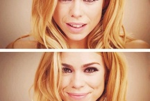 Billie / Billie Piper. So incredibly gorgeous it makes me sick.  / by Karman Bowers
