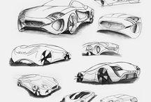 design sketching / by Roberto Jose Castañeda Renteria