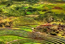 Sacred Valley of the Incas, Cusco (Cuzco), Peru / Nice pictures of the Sacred Valley of the Incas, located 60km away from Cusco, Peru. Includes Pisac, Urubamba, Ollantaytambo, etc... / by Hotel & Mirador Los Apus, Cusco (Cuzco), Peru