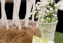 Becky's Baby Shower. / Rustic Elegant Theme.  / by Michelle Escalante