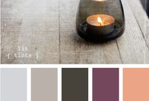 Wedding Colors / Color ideas and flowers / by Jamie McCraren