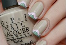 ooh pretty nails :) / by Melissa Le