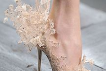 Shoes as art  / Timeless works of art and craftsmanship.  / by Marti Jackson