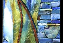 Art:  Mosaic & Stained Glass / by Lisa Simmons
