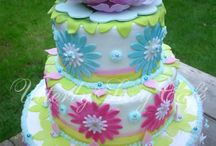 Cakes~Cupcakes / Decorating and Designing the way professionals do it! / by Angie Seabolt