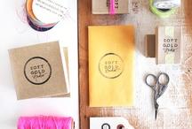 Design / Branding / by Amelia Herbertson Art