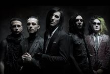 ✖️✖️motionless in white✖️✖️ / by Livy