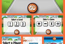 Homeschool- Educational Games & Apps / by Jennifer Rikard