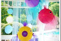 Party ideas & decor / by Kay Stockham