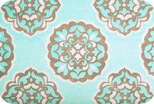 Fabrics / by Laureen