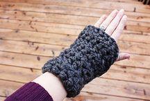 Crochet Gloves/Mittens / by Nad Clozsweetcloz