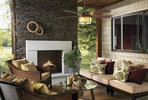 Outdoor Ceiling Fan Ideas / by Feiss - Monte Carlo