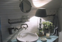 Bathroom redo / by Valley High