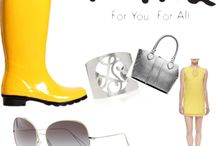 How to wear rain boots / The most stylish guide on how to wear rain boots! / by Roma Boots
