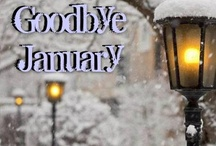 Say Good-bye to winter! / Warm weather, here we come! / by June Stoyer