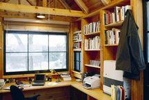 Writer's Nest / by Lucinda Porter RN