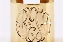 Monogram That! / by Southern Living