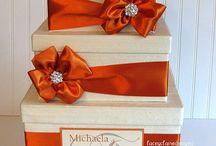 Wedding Card Box / by Ashley Dawn