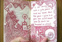 journals / by Beth Hill
