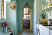 laundry rooms / by Adriana Mehain Also Couture