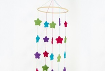 Baby Mobile and Nursery Decor / by One and Two Company
