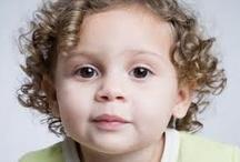 Kids n Curls / by Curly Hair Solutions