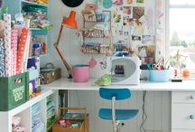 My little office / by Catherine Verfaillie