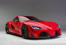 Toyota / Photos and video of Toyota vehicles from the Toyota Motor Corporation / by Mark Lincoln