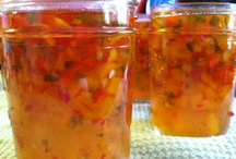 Recipes--Jam, Jelly, and Preserves  / by Dianne D.