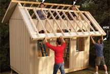 DIY: chicken coop / by Crystal G Hansen