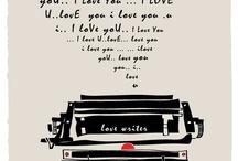 Literary Love / by Andrea Johnson Beck