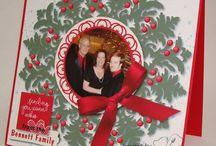Holiday Greetings / by Paula Page Thomas