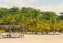 Gitana del Mar / Boutique Beach Resort Colombia / by Nina Arias