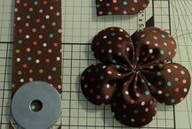 hairbow ideas / by Allison Walter