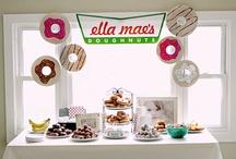 Ella's 5th Birthday Party / by Brandy Ybarra