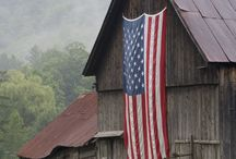 :: AMERICA :: / For the love of Country & all things patriotic! / by Jenny | Sheepy Hollow