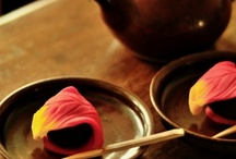 Wagashi / Beautiful Japanese sweets / by Molly Lindquist