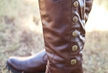 Boots / by Kisha Lockner
