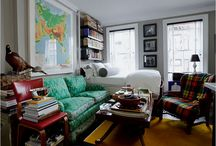 My Shoebox - Inspiration for my 500 Square Foot Studio Apartment / by Katie J