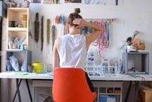 studio / by Judy Gromatzky