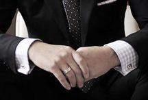 Suit & Tie / by Alejandra Mardoniz